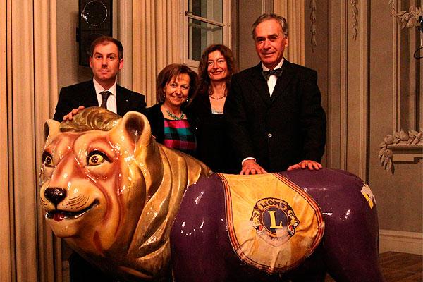 Das Benefizkonzert des Lionsclubs für den Tiroler Kinderschutz