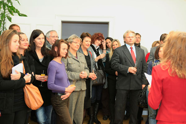Kinderschutz Eröffnung neuer Räumlichkeiten am 2 Dezember