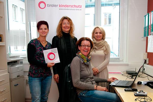 tiroler Kinderschutz team, Foto: Stadt Lienz/Aßmayr .