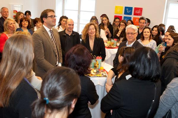 20 Jahr Feier des Kinderschutz Innsbruck
