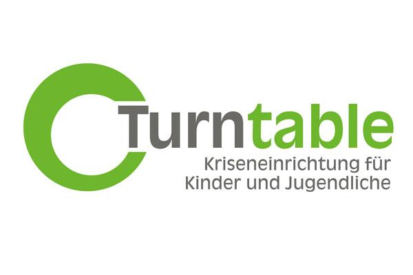 Das Logo der Turntable WG Kufstein