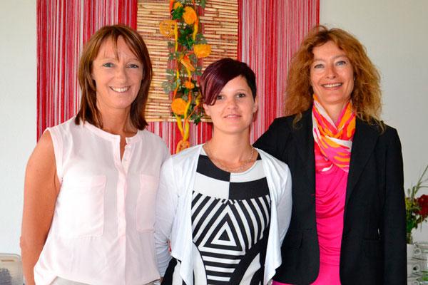 Team Osttirol mit GF Karin Hüttemann
