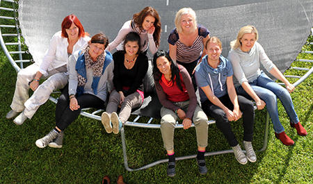 Das Team des Turntable-Kufstein