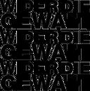 Logo Wider die Gewalt