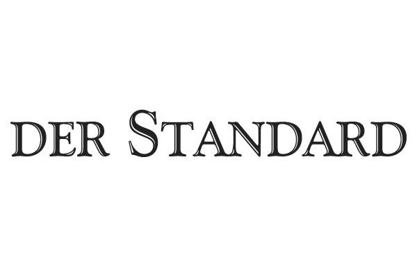"""Das Logo der Zeitung """"Der Standard"""""""