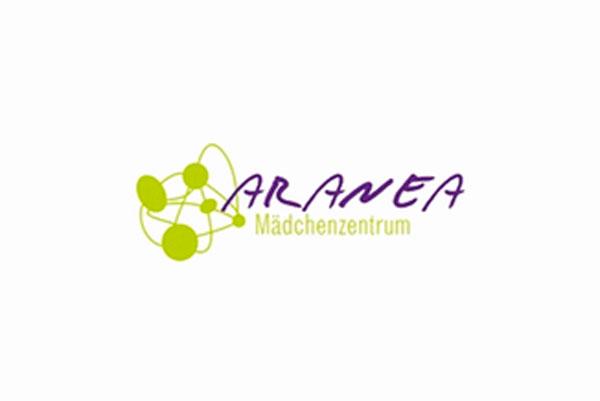 Das Logo von ARANEA als Beitragsbild
