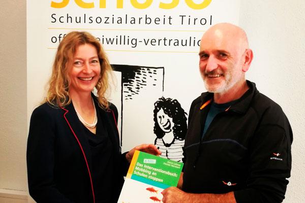 Karin Hüttemann und Horst Lehner