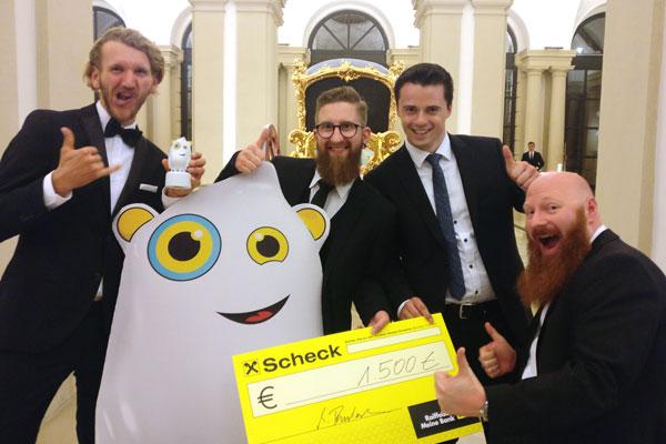 MCI Absolvent_innen und SCHUSO haben den Österreichischen Kinderschutzpreis 2017 gewonnen