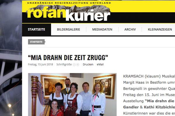 Beispielbild Rofan Kurier Tiroler Kinderschutz