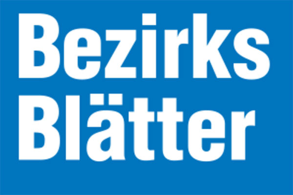 logo der bezirksblätter