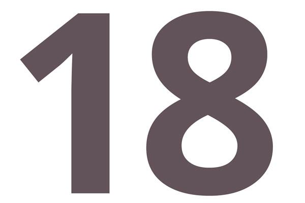 Titelbild vom Jahresbericht 2018