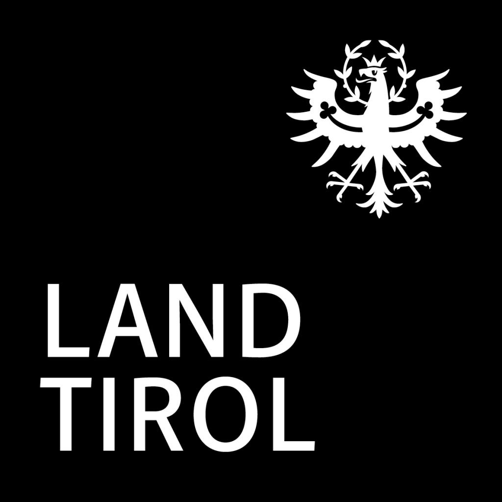 Logo vom Land Tirol