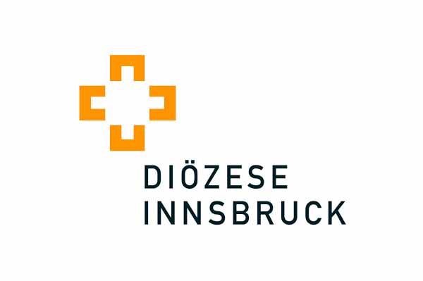 Das Logo der Diözese Innsbruck