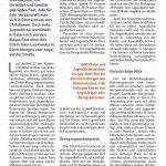 Bericht Zeitschrift Moment
