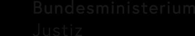 Logo des Bundesministeriums Justiz